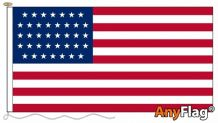 -USA 38 STARS ANYFLAG RANGE - VARIOUS SIZES